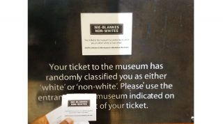 My Visit To The Apartheid Museum In Johannesburg