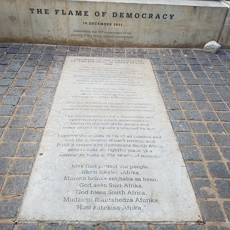 Flame Of Democracy 2