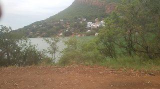 Harpbeespoort Dam On The Way to Pilanesberg