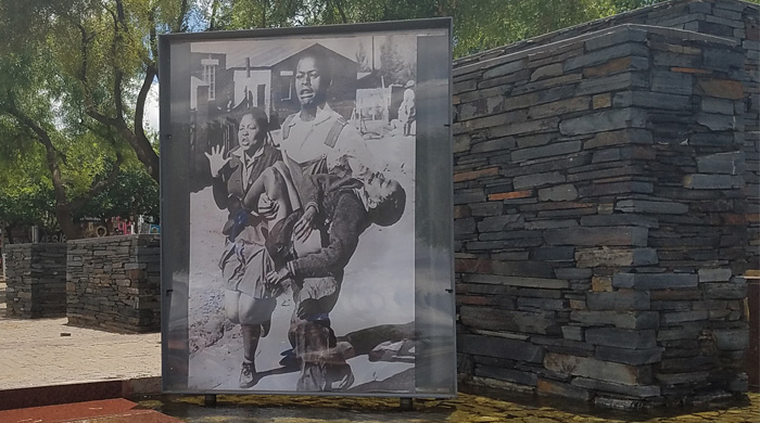 My Visit To The Hector Pieterson Museum And Memorial