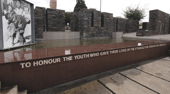Honor Youth of Soweto Student Uprising