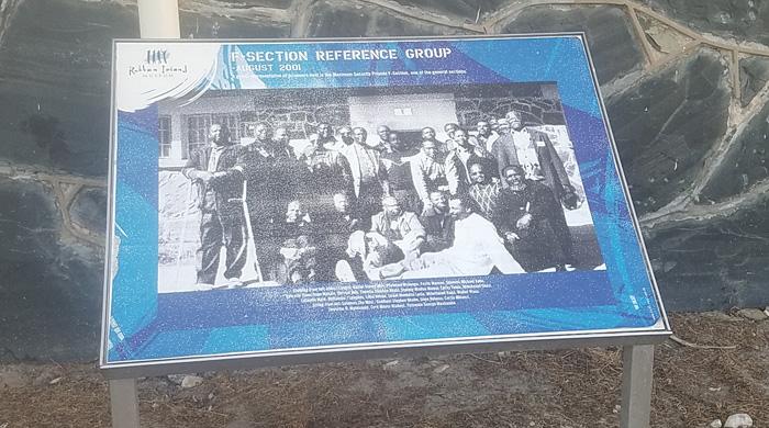 Robben Island F Section