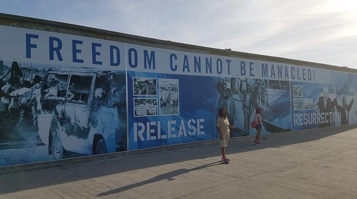 Freedom Mural