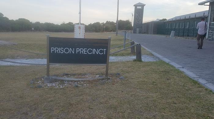 Robben Island Prison District