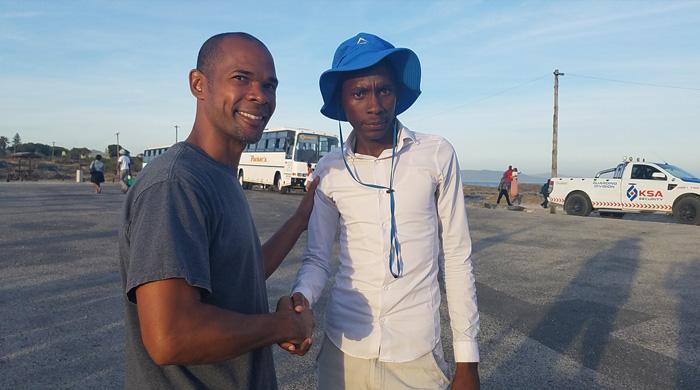 Robben Island Tour Guide