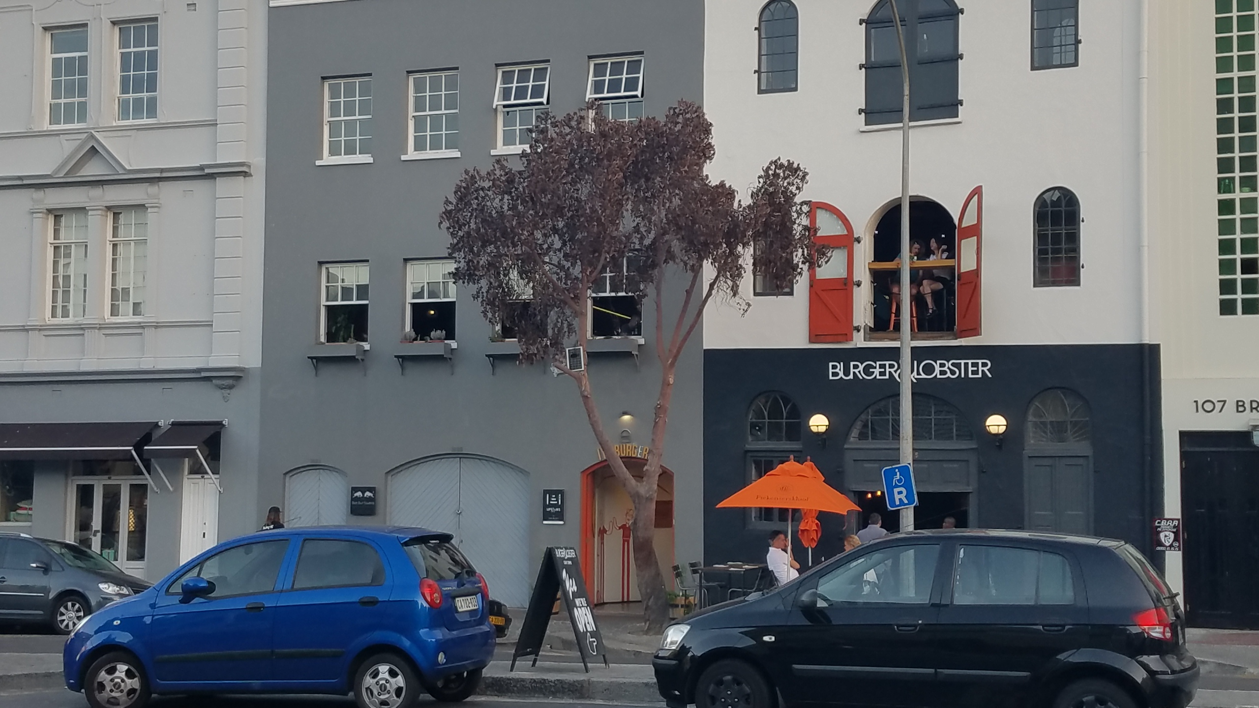 Loved My Visit To Cape Town - Reminded Me Out SOHO Manhattan And Georgetown