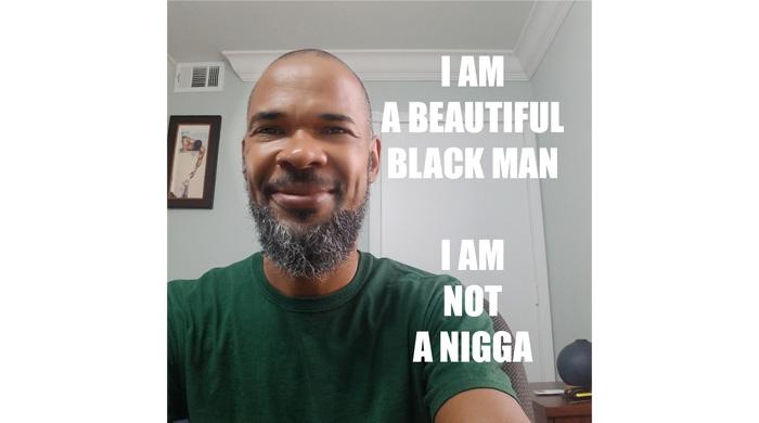 I Am Not A Nigga